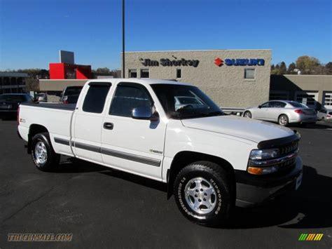 Chevrolet Silverado 2000 by 2000 Chevrolet Silverado 1500 Z71 Extended Cab 4x4 In