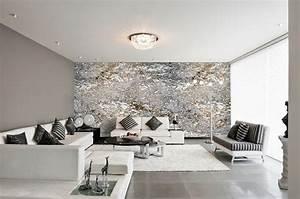Moderne wohnzimmer tapeten tapeten wohnzimmer modern grau for Moderne tapeten wohnzimmer