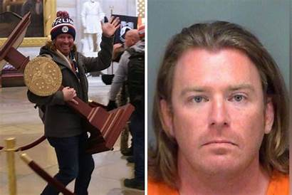 Arrested Lectern Carrying Florida Identified Pelosi 2021