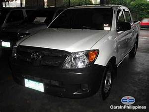 Toyota Hilux Manual 2005 For Sale