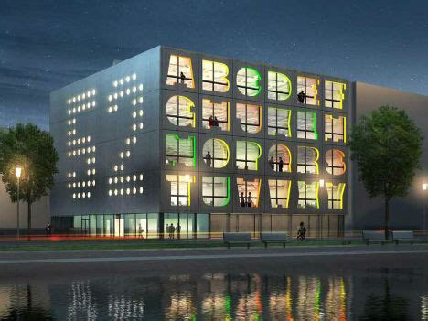 architecturally literate  built alphabets spell design