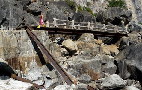 Pictures Bridge Out Wapama Falls