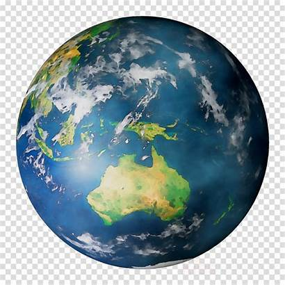 Earth Satellite Planet Clipart Space Transparent Clip