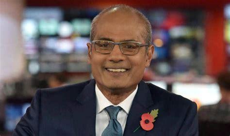 george alagiah returns  bbc news  cancer battle