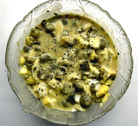 veau cuisine sauce gribiche