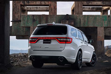 2018 Dodge Durango Srt First Look  Automobile Magazine