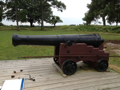 boston national historical park get new british 18 pounder