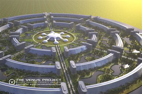 energy efficient home plans circular cities the venus project