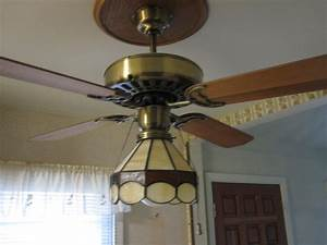 Ceiling fan light shades replacement : Vintage ceiling fan light shades replacement modern