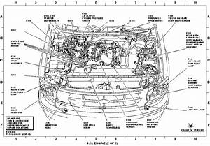 Where Do Both Ends Of A Knock Sensor Go On A 2002 Ford Ranger