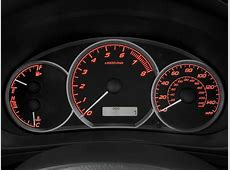 Image 2008 Subaru Impreza 4door Man WRX Instrument