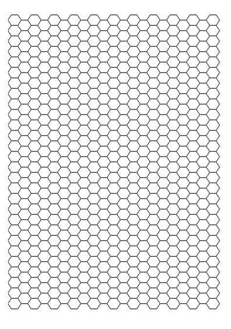 print   hexagon graph paper httpincompetechcom