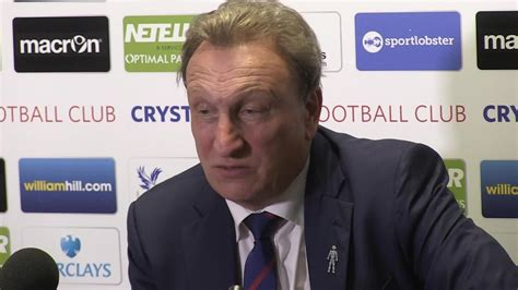 140927 epl _ crystal palace v leicester _ warnock post ...