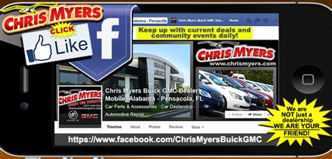 Chris Myers Buick by Chris Myers Buick Gmc Dealers Al New Used Car