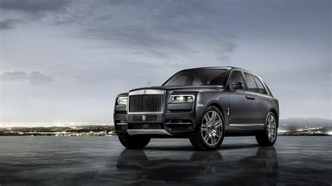 2018 Rolls-royce Cullinan 4k 2 Wallpaper