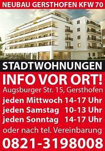 Kfw 70 Förderung Neubau : kfw 70 neubau erstbezug 2014 in gersthofen 852846 ~ Yasmunasinghe.com Haus und Dekorationen