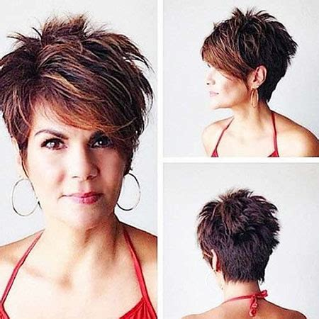 18 Short Hairstyles for Oval Faces 2017 2018 Short