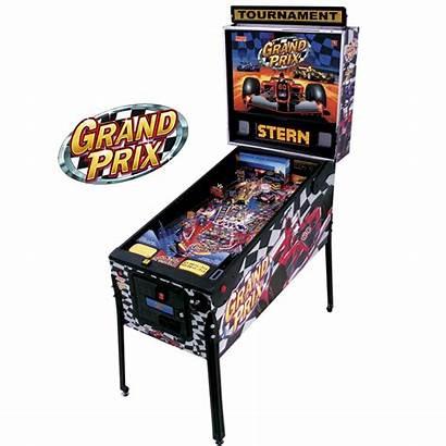 Pinball Prix Grand Machine Machines