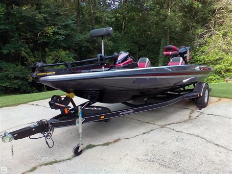 Used Bass Boats For Sale In Ga By Owner by 2015 Used Stratos 189 Vlo Bass Boat For Sale 36 200