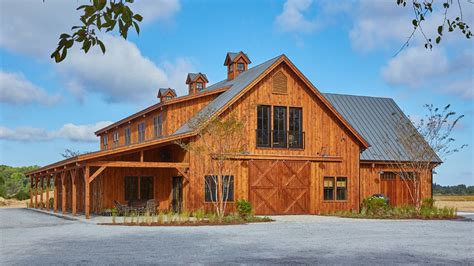 House Barns by Barn Home Combination Barn Home Project Mdi716 Photo