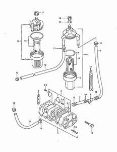Fig  6a - Fuel Pump - Suzuki Dt 40 Parts Listings