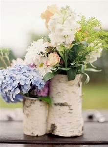 Comment Creuser Un Tronc D Arbre : un vase avec un tronc d 39 arbre pour d corer votre int rieur ~ Melissatoandfro.com Idées de Décoration