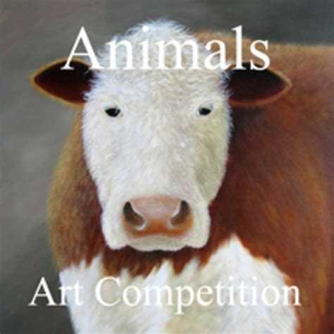 call  entries animals  art competition