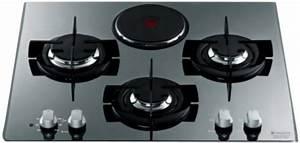 Plaque De Cuisson Mixte Gaz Electrique : plaques cuisson gaz pas cher ~ Melissatoandfro.com Idées de Décoration