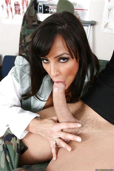Amazing Milf Lisa Ann With Big Tits Has Hardcore sex In uniform