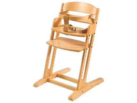 age chaise haute chaise haute évolutive en bois wesco pro