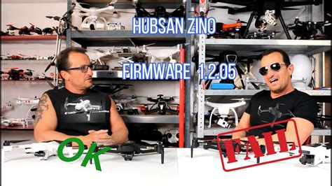 hubsan zino probleme firmware alternative youtube