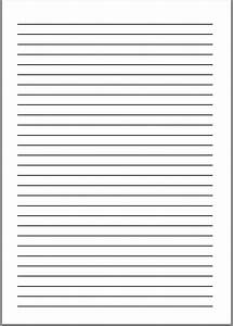 a4 writing paper template - A4 Paper - Printable Paper
