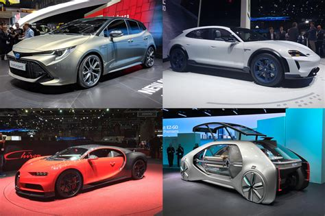 Update Motor Show 2018 : 9 Things We Learned At The 2018 Geneva Motor Show
