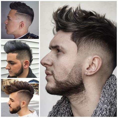 Herren Faux Hawk Frisuren für 2017   Neue Frisur Stil