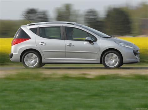 Peugeot 207 Sw Outdoor Photos