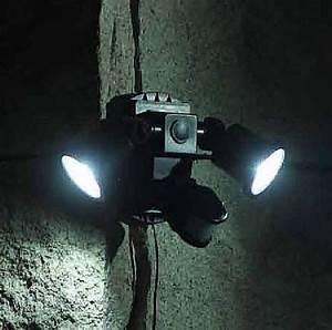 Spot Detecteur De Mouvement : spot solaire puissant double 600 lumens d tecteur de ~ Dailycaller-alerts.com Idées de Décoration