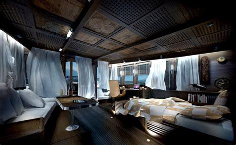 new phinisiinspired luxury yacht zen destinasian