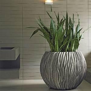 Jardiniere Interieur : jardini re d 39 int rieur snake jardinchic ~ Melissatoandfro.com Idées de Décoration