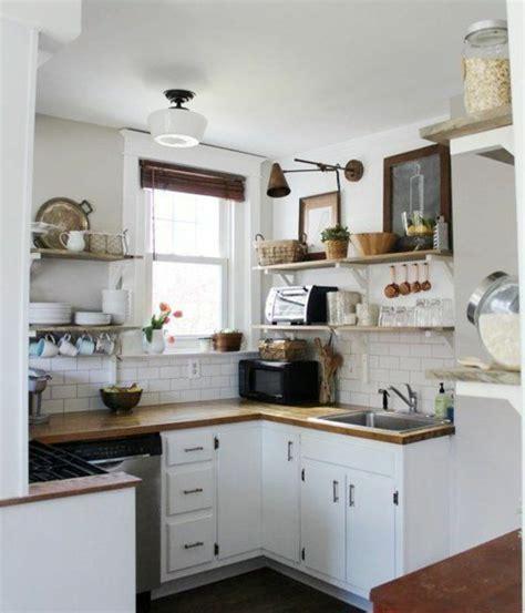 amenager cuisine pas cher comment aménager une cuisine idées en photos