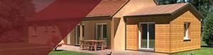 kit habitat a dijon 21 o extensions d39habitat ossature With ajouter une piece a sa maison