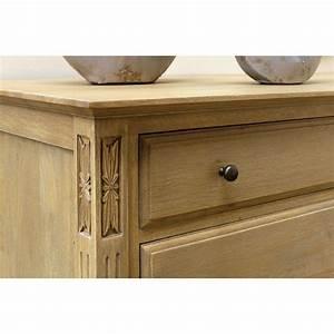 Commode 8 Tiroirs : commode double 8 tiroirs naturel interior 39 s ~ Teatrodelosmanantiales.com Idées de Décoration