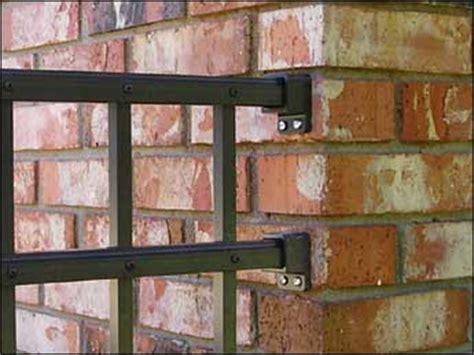 ornamental wrought iron fence installation manual