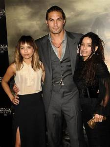 Wow. those are some good looking people Lisa Bonet After ...