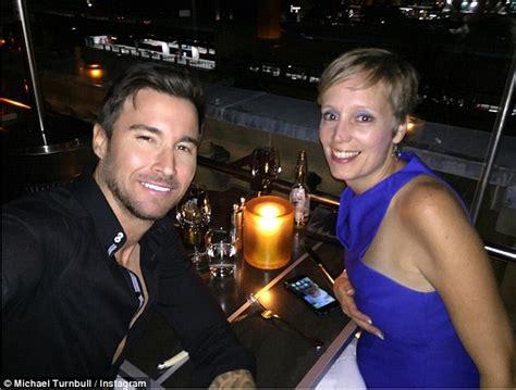 bachelorettes michael turnbull date charity