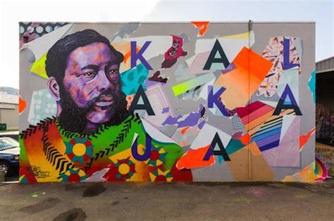pow wow hawaii street art festival ready   year