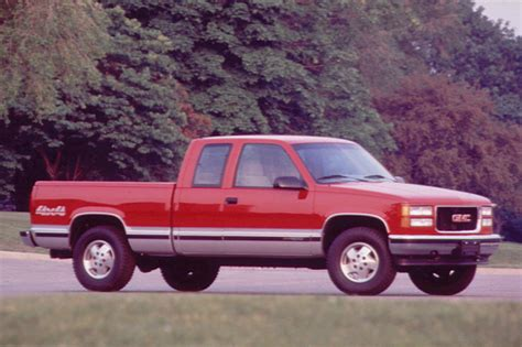 manual repair free 1997 gmc 2500 club coupe parking system 1990 98 gmc sierra consumer guide auto