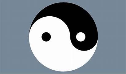 Yin Yang Animated Wolf Circles Ying Bad