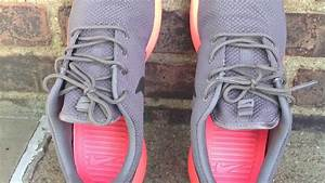 Nike Roshe Run Mango v2 2013 Soft Grey/Beach/Total Crimson ...