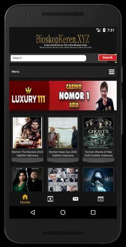 Download kumpulan movie terbaik paling populer di indonesia kunjungi situs kami dan nikmati sensasi streaming film kualitas. Bioskop Keren uygulamasının en son 1.0 sürümünü Android ...