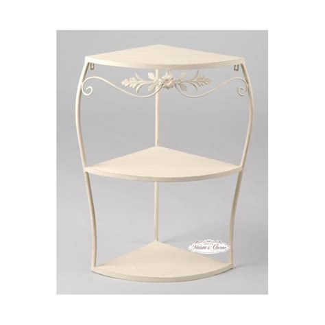Etagere Provenzale by Etagere Auxelle 2 Shabby Mobili In Ferro